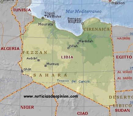Gadafi rebeldes Libia