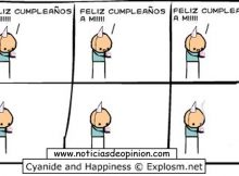 Cyanide and happiness - Forever alone