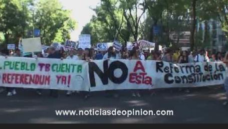 Indignados 15M manifestacion