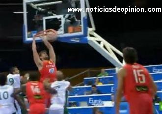 Eurobasket 2011 españa