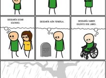 Cyanide and happiness en español