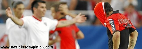 Sevilla Valencia 1-0 Liga BBVA