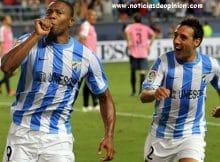 Gol de Baptista - Golazo Baptista Málaga Getafe