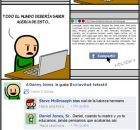 Cyanide and happiness en español y Facebook
