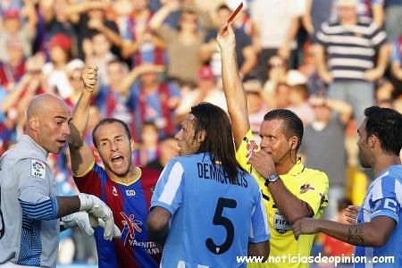 Levante UD Malaga 3-0 Liga