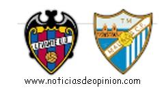Levante UD Malaga Jornada de Liga