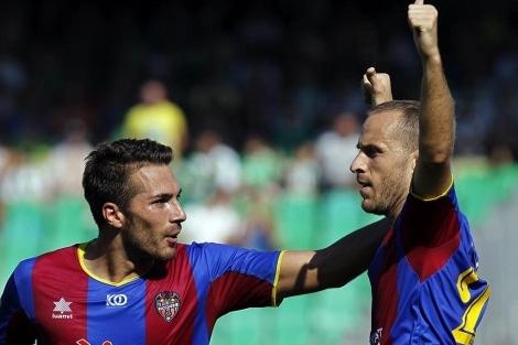 Levante UD vs Betis