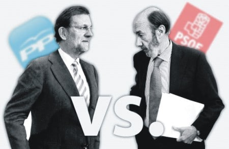 Campaña electoral elecciones generales 2011 20N